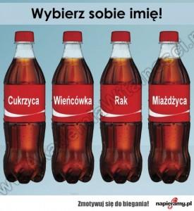 wybierz imię cola