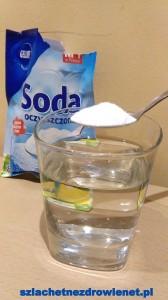 soda spożywcza